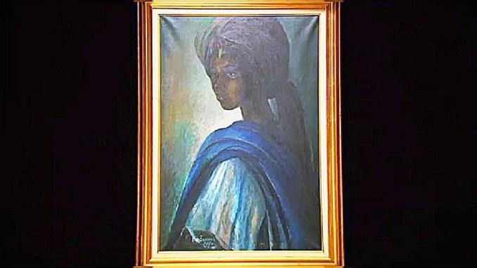 Portrait of Adetutu Ademiluyi (Tutu) (Courtesy of africanews.com)