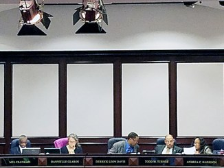 **FILE** Because of term limits and the addition of two at-large seats, several new faces could be elected to Prince George's County Council this year. (William J. Ford/The Washington Informer)