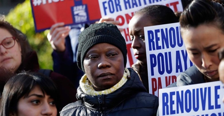 Haitians who came to the United States after a 2010 earthquake ravaged the country had their Temporary Protected Status revoked by the Trump Administration. They have until September 2019 to gain legal status, leave voluntarily or be arrested and deported. (Courtesy photo via Howard University News Service)