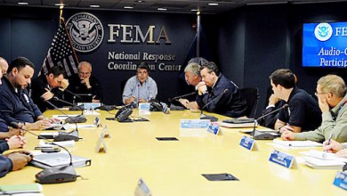 FEMA will conduct hurricane readiness exercises in the District and other regions. (Courtesy of FEMA.gov)
