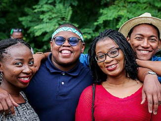 The Mandela Washington Fellowship program aims to create stronger ties between sub-Saharan Africa and the United States. (Photo by IREX)