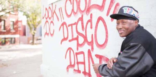 """Cool """"Disco"""" Dan"""