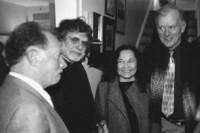 Washington Life Magazine May 2001 Pen Faulkner Foundation Buffet Supper
