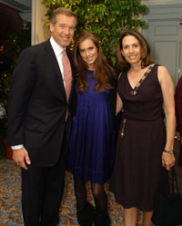 Brian Williams, Allison Williams, Jane Williams