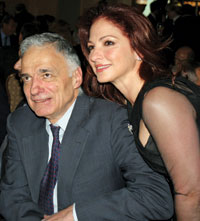 Ralph Nader and Gloria Estefan