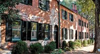 The historic Georgetown residence at 3303 Volta Place, NW has been sold to Stephen and Maria Lans.