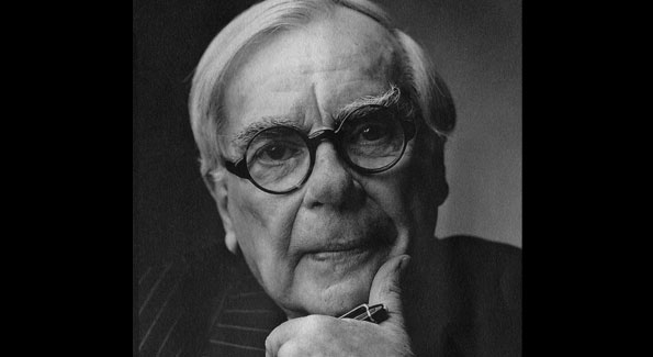 Author Dominick Dunne