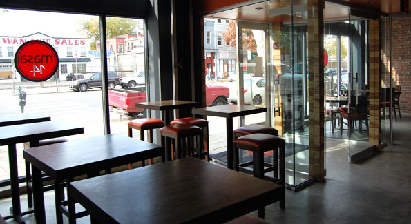 Massa 14 has become 14th Street newest hot spot due to it's great food and lively atmosphere.