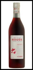 Combier Rouge Cherry Liqueur is sweet and sassy.