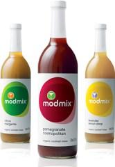 Modmix makes quality organic mixers