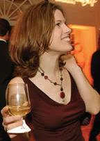 Amy Argetsinger at the 2006 Young & the Guest List party