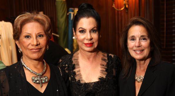 Caroline Suplizio, Ana Utley, and Carmen Petrowitz