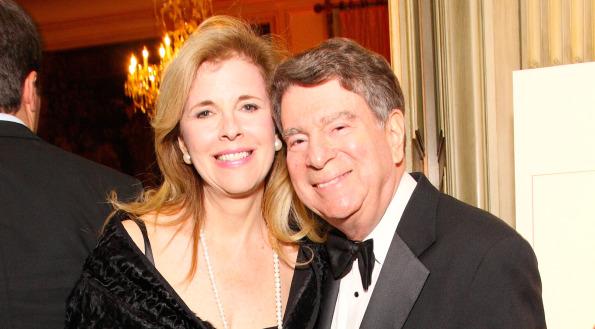 Jane and Calvin Cafritz