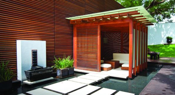 Luxurious Spa at Villa 32