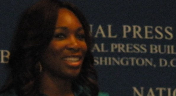 Venus at the National Press Club