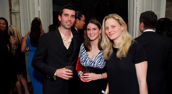 Dan Zak with Maria Wrzosek and Katharine Zaleskie