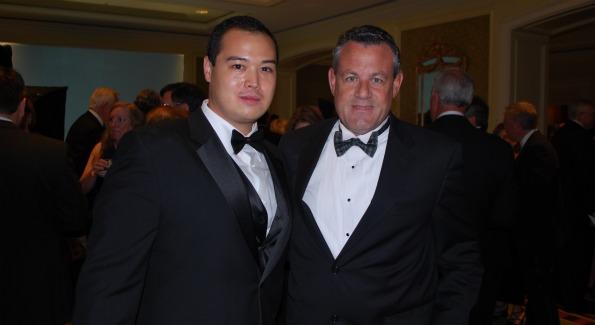 Chris Ahn and Scott Price.