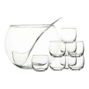 This punch set from Crate and Barrel is simple yet very stylish.