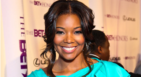 Gabrielle Union. BET Honors Red Carpet. Photo by Tony Powell.