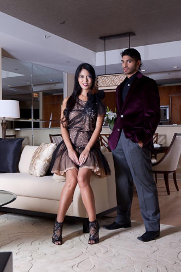 Christina Sevilla & Vinoda Basnayake