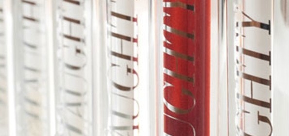 Haughty Cosmetics new line of lip glosses. Photo provided by Haughty Cosmetics.