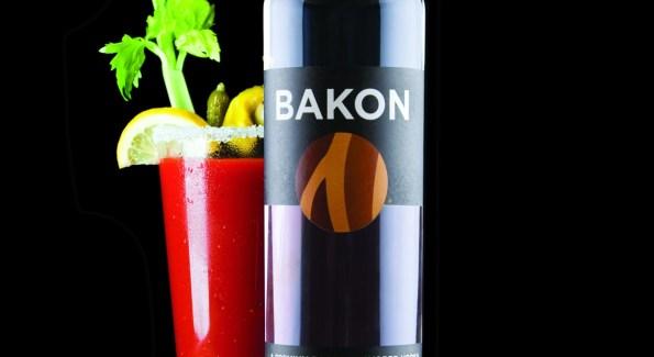 Bakon Vodka makes a smoky, savory Bloody Mary