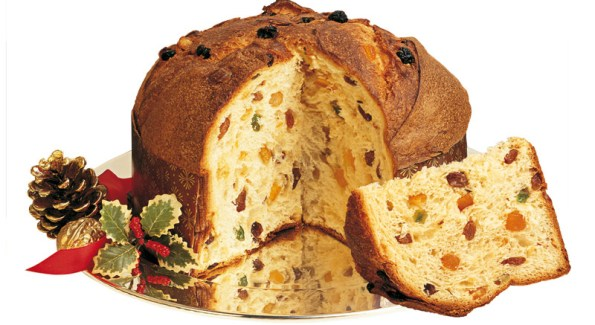 Milanese panettone anyone?