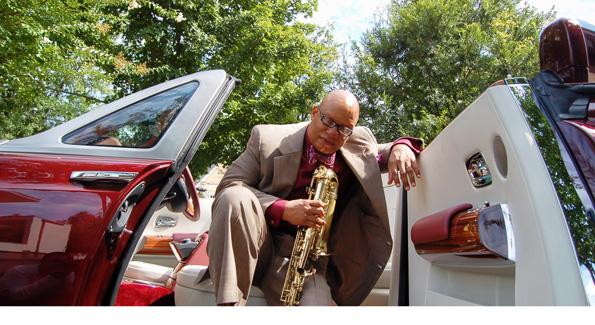 Music Notes Jazz Musician Ski Johnson Washington Life Magazine