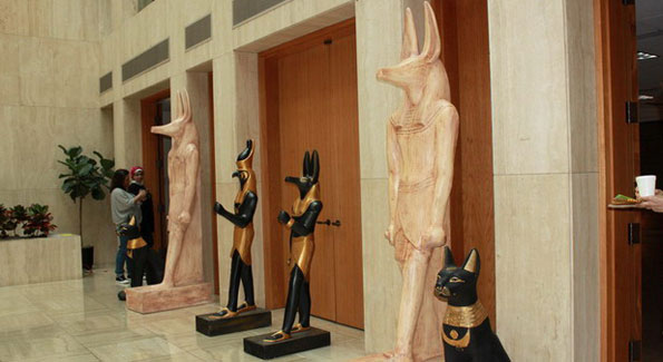 The Egyptian Embassy