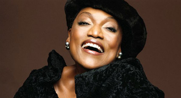 Five time Grammy winning soprano Jessye Norman will be honored by the Washington Performing Arts Society this weekend. (Photo by Carol Friedman)