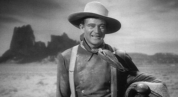 "John Wayne as Ringo the Kid in ""Stagecoach"" (Photo by twm1340)"