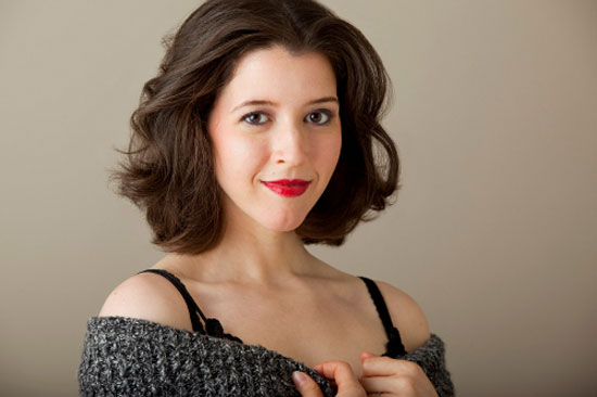 Lisette Oropesa (Photo courtesy WCO)