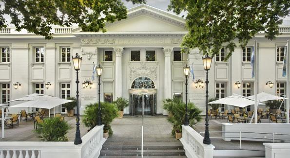 The Park Hyatt Mendoza. (Courtesy photo)
