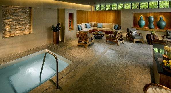 The spa recently underwent a renovation. Photo courtesy of The Umstead.