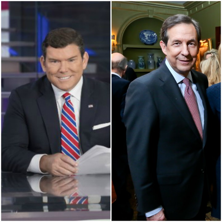 Bret Baier and Chris Wallace