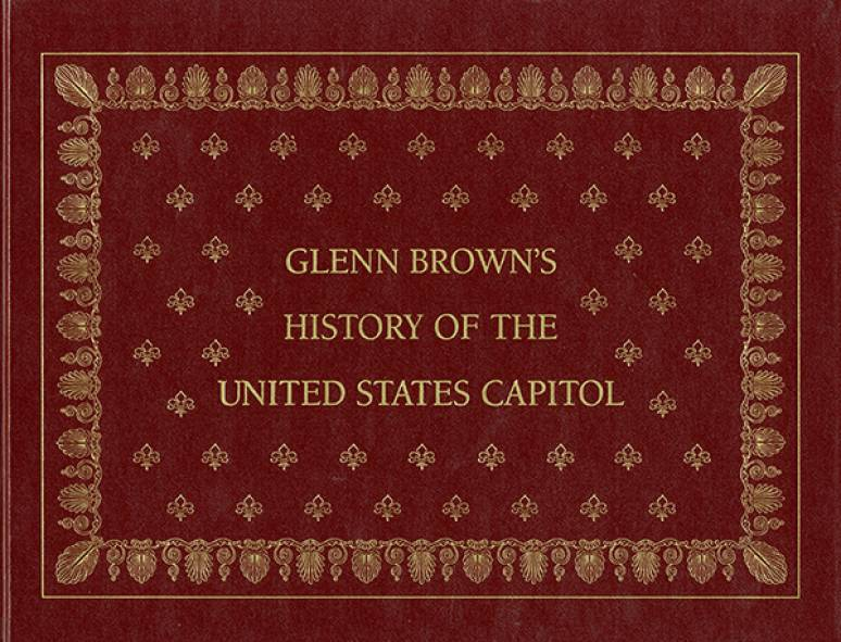 """""""History of the U.S. Capitol ($ 39.95)"""