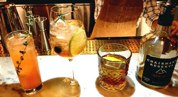 drinks kimpton