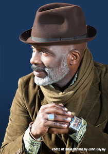 BeBe Winans Photo by John Bayley (Image Courtesy of Arena Stage)