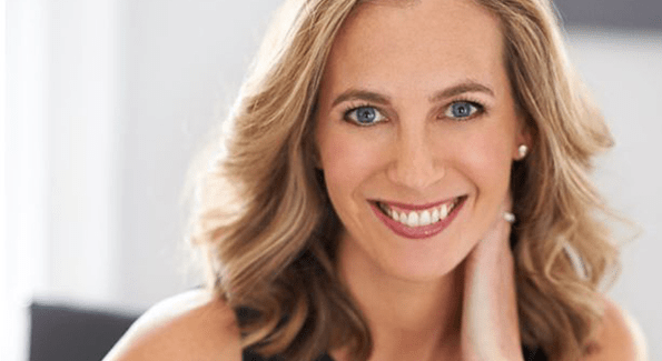 Lauren Weisberger (Photo Courtesy of Simon & Schuster)