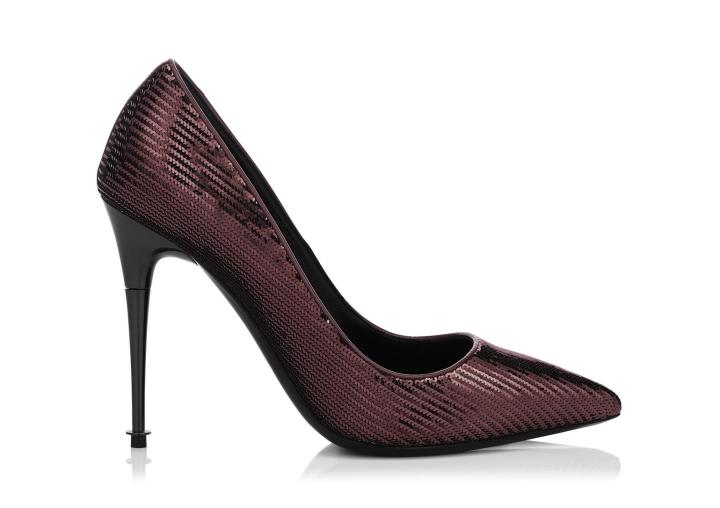 tom ford sequin pump