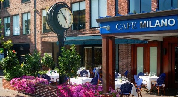 Hollywood On The Potomac Cafe Milano Turns 25 Washington Life