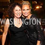 Photo by Tony Powell. Rhea Perlman, Kristin Chenoweth. Angels in Adoption Gala. Reagan Building. October 6, 2010