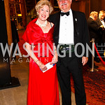 Photo by Tony Powell. Sheila Stampfli, Robert Montague. Arena Stage Opening Gala Celebration. Mead Center. October 25, 2010