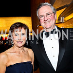 Photo by Tony Powell. Sue and Steve Bralove. Arena Stage Opening Gala Celebration. Mead Center. October 25, 2010