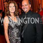 Photo by Tony Powell. Liz and Fernando Murias. Charity Works Dream Ball. National Building Museum. October 2, 2010