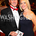 Photo by Tony Powell. Paul and Angie Pagnato. Charity Works Dream Ball. National Building Museum. October 2, 2010