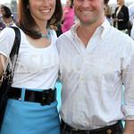 Joanna Marsh, Mike Baum