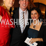 Photo by Alfredo Flores. Elizabeth de Kergorlay Mark Warner . An International Evening of Excellence In Honor of Global Kids in D.C. at the Residence of the French Ambassador. December 12, 2 ...