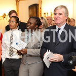 Photo by Alfredo Flores. . An International Evening of Excellence In Honor of Global Kids in D.C. at the Residence of the French Ambassador. December 12, 2010