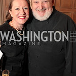 Photo by Alfredo Flores. Michel Richard, Annie King Boutin . An International Evening of Excellence In Honor of Global Kids in D.C. at the Residence of the French Ambassador. December 12, 20 ...